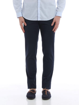 Pt 01: casual trousers online - Cotton slim chino trousers