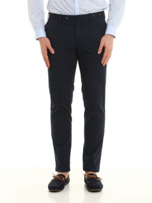 Pt 01: casual trousers online - Super slim cotton trousers
