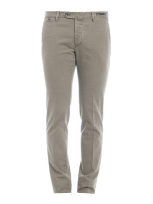 Pt 01: casual trousers - Shaka washed cotton trousers