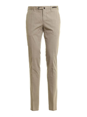 Pt 01: casual trousers - Super slim cotton trousers