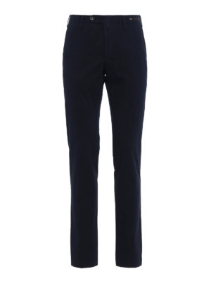 Pt 01: casual trousers - Wornout Elegance blue trousers
