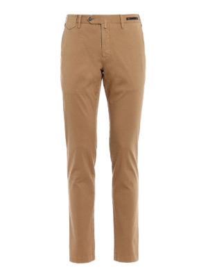 Pt 01: casual trousers - Wornout Elegance light tan trousers