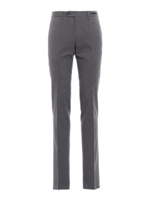 Pt 01: Tailored & Formal trousers - Bombay Hills slim fit stretch chino