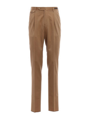 Pt 01: Tailored & Formal trousers - Gentleman fit wool blend trousers