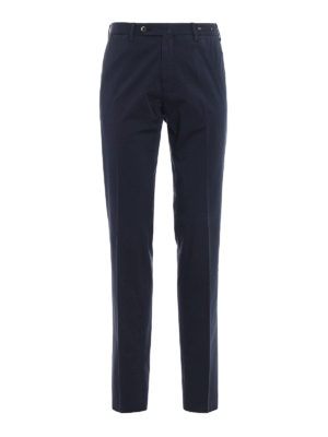 Pt 01: Tailored & Formal trousers - Graven fit cotton Business trousers
