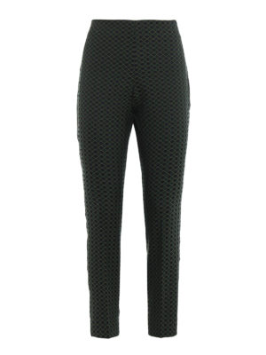Pt 01: Tailored & Formal trousers - Guia patterned trousers