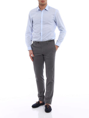 Pt 01: Tailored & Formal trousers online - Bombay Hills slim fit stretch chino