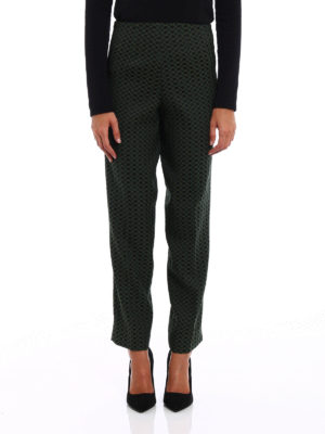 Pt 01: Tailored & Formal trousers online - Guia patterned trousers