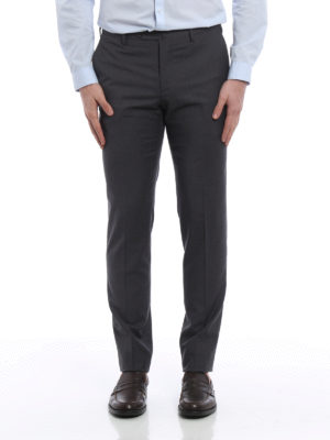 Pt 01: Tailored & Formal trousers online - Lightweight wool trousers