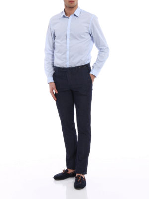 Pt 01: Tailored & Formal trousers online - Ultralight slim fit denim chinos