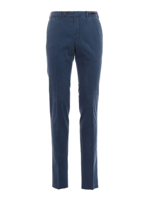 Pt 01: Tailored & Formal trousers - Spice Route faded blue chinos