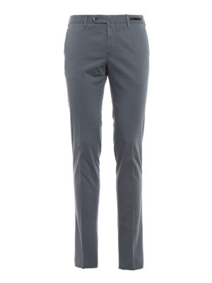 Pt 01: Tailored & Formal trousers - Spice Route grey Madras chinos
