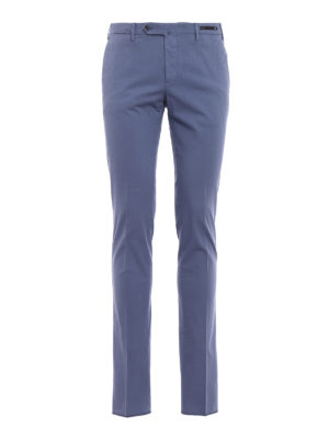 Pt 01: Tailored & Formal trousers - Spice Route purple Madras chinos