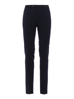 Pt 01: Tailored & Formal trousers - Water repellent wool blend trousers
