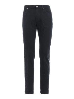 PT05: pantaloni casual - Pantaloni Soul slim fit in cotone