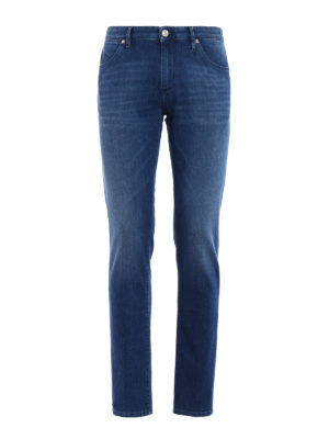 Pt05: skinny jeans - Swing medium low rise jeans