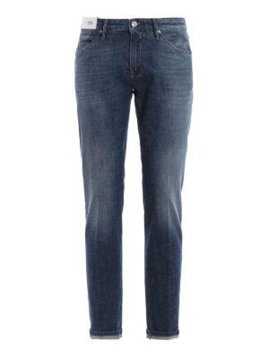 PT05: Skinny Jeans - Skinny Jeans - Dunkles Jeansblau