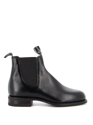R.M. WILLIAMS: ankle boots - Comfort Turnout leather ankle boots