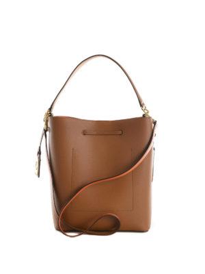 Ralph Lauren: Bucket bags online - DRYDEN MEDIUM BUCKET BAG