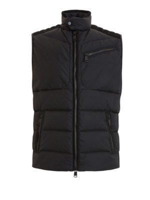 02723b7042a1 Ralph Lauren  padded jackets - Sleeveless quilted crop jacket