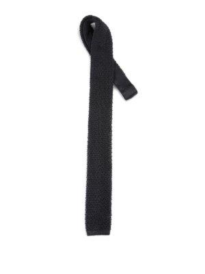 Ralph Lauren: ties & bow ties - Knitted silk tie