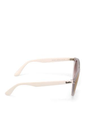 RAY-BAN: occhiali da sole online - Occhiali da sole Blaze bianco opaco