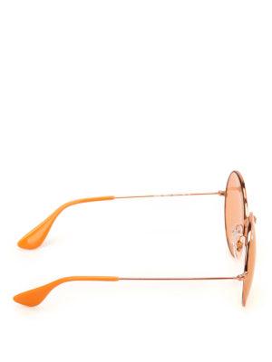 RAY-BAN: occhiali da sole online - Occhiali da sole Ja-Jo arancioni