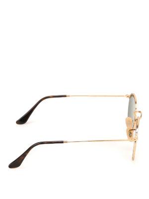 RAY-BAN: occhiali da sole online - Occhiali da sole Round dorati