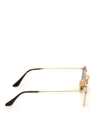 RAY-BAN: occhiali da sole online - Occhiali da sole Round color oro