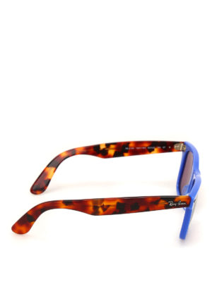 RAY-BAN: occhiali da sole online - Occhiali da sole Wayfarer blu