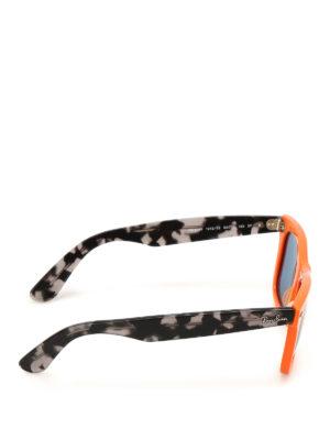 RAY-BAN: occhiali da sole online - Occhiali da sole Wayfarer arancioni