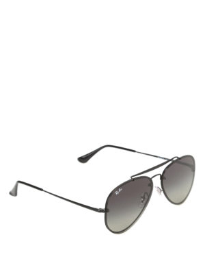 Ray Ban: sunglasses - Blaze Aviator sunglasses