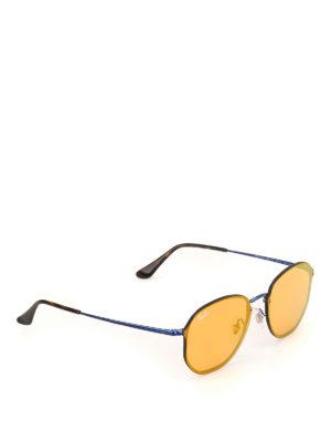 RAY-BAN: occhiali da sole - Occhiali da sole Blaze Hexagonal