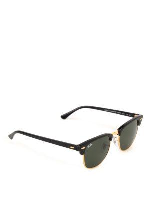 RAY-BAN: occhiali da sole - Occhiali da sole Clubmaster Classic