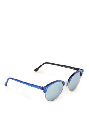 RAY-BAN: occhiali da sole - Occhiali da sole Clubround pantos