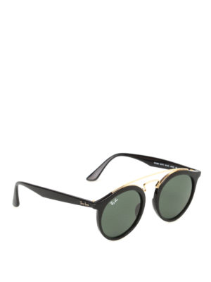 RAY-BAN: sunglasses - Gatsby I round sunglasses