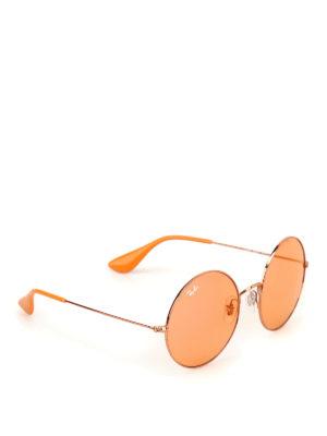 RAY-BAN: occhiali da sole - Occhiali da sole Ja-Jo arancioni