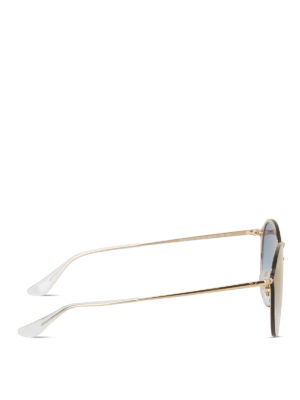 Ray Ban: sunglasses online - Blaze Round metal sunglasses