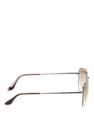 Ray Ban: sunglasses online - The Colonel dark grey sunglasses