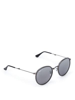 RAY-BAN: sunglasses - Polarized lenses folding sunglasses
