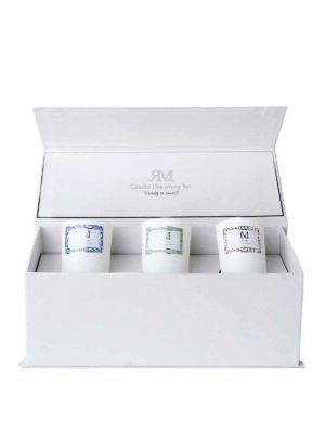 Ready to smell?: Home fragrance - The Candle Discovery Set