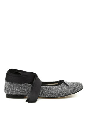 Repetto: flat shoes - Anna grosgrain bands flats