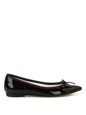 Repetto: flat shoes - Brigitte patent leather ballerinas