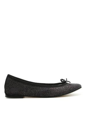 Repetto: flat shoes - Cendrillon glitter ballerinas