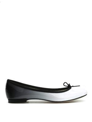 Repetto: flat shoes - Cendrillon shaded patent ballerinas