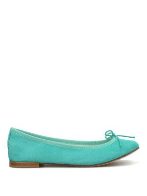 Repetto: flat shoes - Cendrillon suede ballerinas