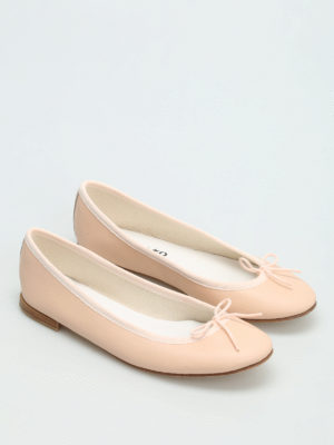 Repetto: flat shoes online - Cendrillon nappa ballerinas