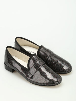 Repetto: Loafers & Slippers online - Michael glittered loafers