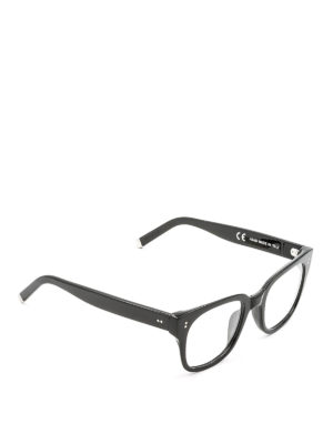 Retrosuperfuture: glasses - Numero 8 1/2 black acetate glasses