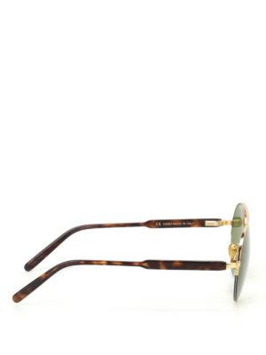 Retrosuperfuture: sunglasses online - Cooper 3627 aviator sunglasses